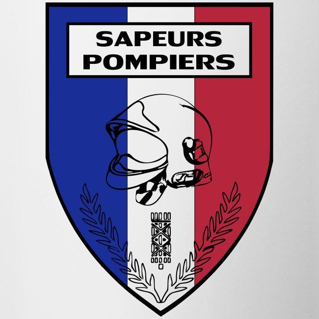 Blason Sapeurs Pompiers