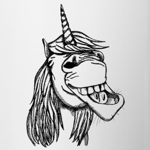 Real Unicorn - Contrasting Mug