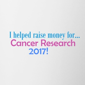Cancer Research 2017! - Tofarvet krus