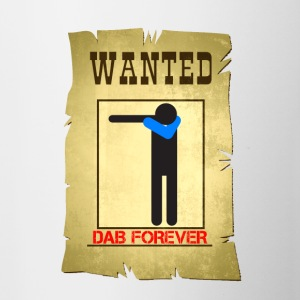WANTED DAB / All søke DAB - Tofarget kopp