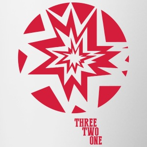 Three, two, one and everything is new! - Contrasting Mug