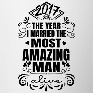 Wedding 2017 - Best man - Contrasting Mug