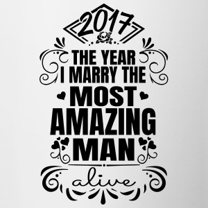 Wedding / Engagement 2017-Best man - Contrasting Mug