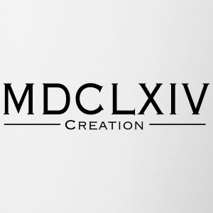 MDCLXIVcreation - Contrasting Mug