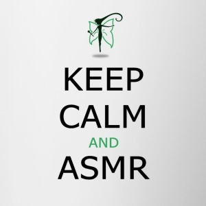 Keep Calm and ASMR - Tofarget kopp