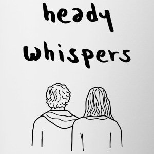 HEADY WHISPERS EP - Tasse bicolore