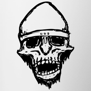 Warrior Skull - Tazze bicolor