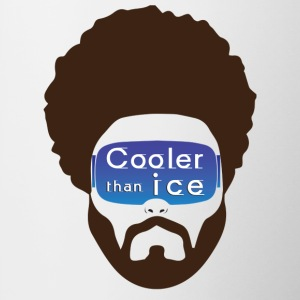 Cooler Than Ice pour hommes - Tasse bicolore