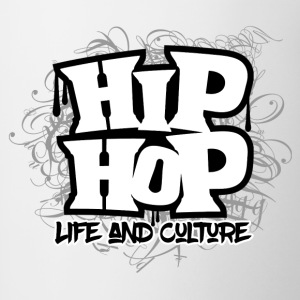 HipHop Life and Culture - Contrasting Mug