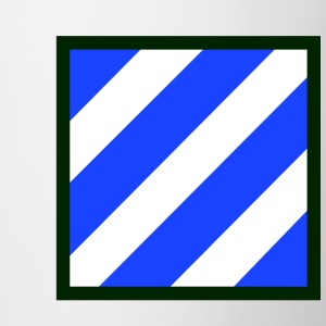 3rd_Infantry_division - Kubek dwukolorowy