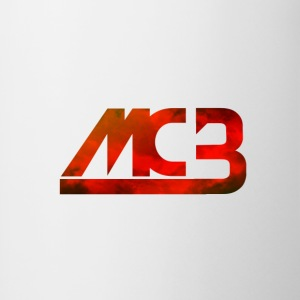 MCB cap single front - Mok tweekleurig