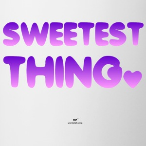sweetest Thing - Tofarvet krus