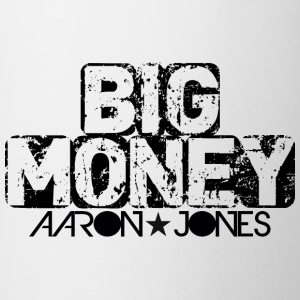 Big Money aaron jones - Tofarvet krus