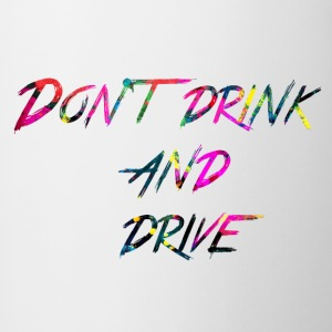 rainbow Don t drink and drive - Tofarget kopp