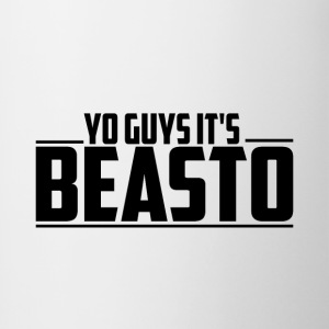 'Yo Guys It's Beasto' Accessoryies - Contrasting Mug