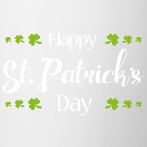 Glad St. Patricks Day - Tofarvet krus