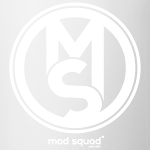 Squad Mad Man Fan T-Shirt - Contrasting Mug
