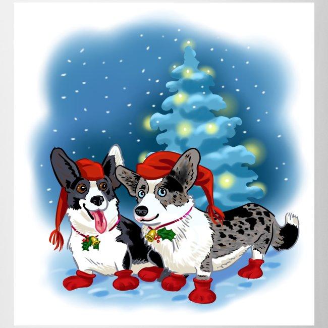 CORGI CHRISTMAS