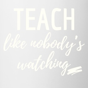 teach_watching - Tofarvet krus