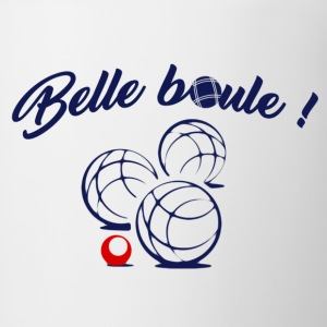 Belle Ball - Tofarget kopp