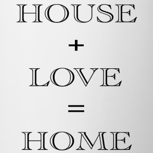 HOUSE+LOVE - Tazze bicolor