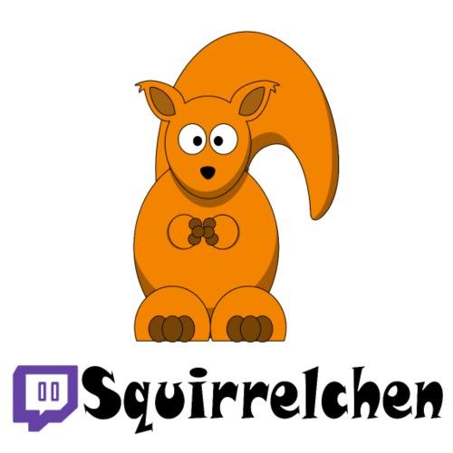 squirrelchen - Tasse zweifarbig