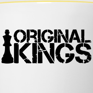 Original Kings - Mok tweekleurig