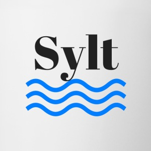 Sylt - Tazze bicolor