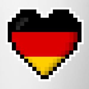 LOVE Germany - Contrasting Mug