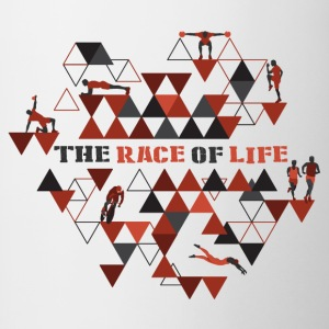 TheRaceOfLife - Tazze bicolor