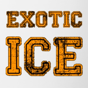 Exotic ice - Tofarvet krus