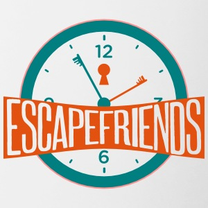 Escape Friends - Contrasting Mug
