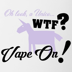 Vape On - Tofarvet krus