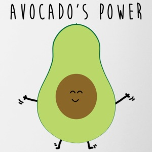 avocados_power - Contrasting Mug