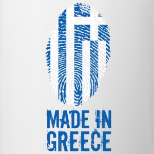 Made in Greece / Made in Hellas - Tofarget kopp