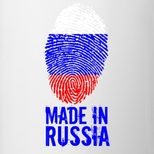 Made in Russia / Made in Russia Россия - Mok tweekleurig