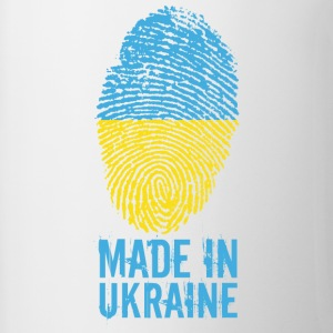 Made in Ukraine / Made in Ukraine Україна - Contrasting Mug