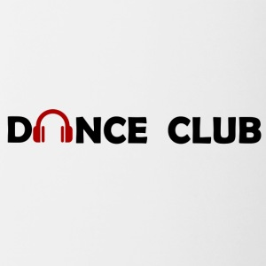 Dance Club - Tofarvet krus
