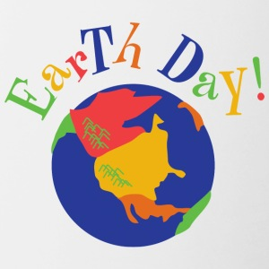 Earth Day - Tofarget kopp
