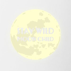 Hippie / Hippies: Stay Wild Moon Child - Tasse zweifarbig