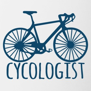 Bicycle: CYCOLOGIST - Contrasting Mug