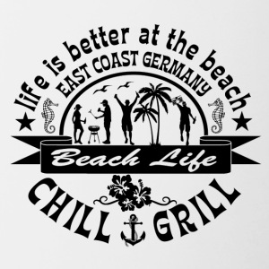 Chill Grill East Coast - Contrasting Mug