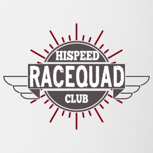 Race Quad HiSpeedClub - Tazze bicolor