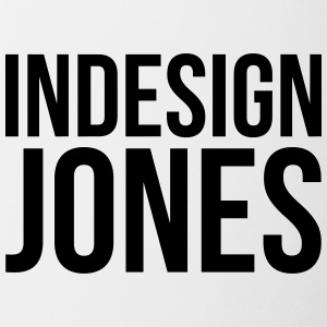 indesign jones - Tvåfärgad mugg