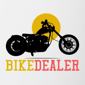 Bike Dealer · LogoArt - Contrasting Mug