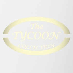 die tycoon collection 2 - Tasse zweifarbig