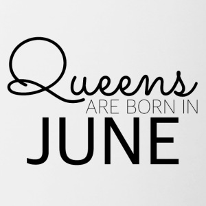 Queens in June - Contrasting Mug