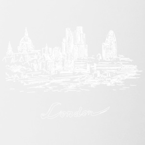 London City - United Kingdom - Contrasting Mug