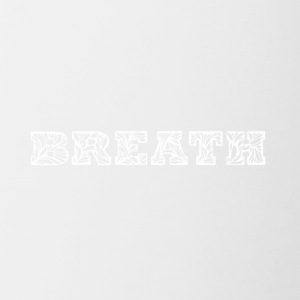 Breath - Tasse bicolore