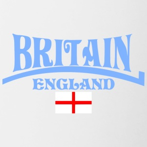Britain 2nd Edition - Contrasting Mug